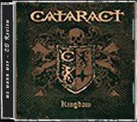 Cataract: Kingdom Cover