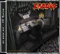 Cover: Exodus - Tempo of the Damned