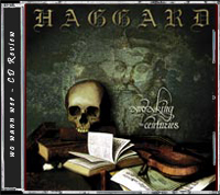 Haggard - Awaking the Centuries - Front Cover