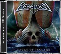 Cover: Rebellion Sagas of Iceland